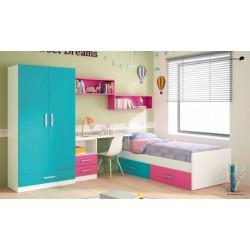 Dormitorio Juv. Río 401