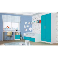 Dormitorio Juv. Río 417